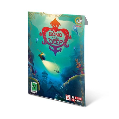 SONG OF THE DEEP نشرگردو