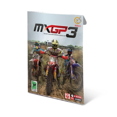 MXGP3 THE OFFICIAL MOTOCROSS VIDEOGAME نشرگردو